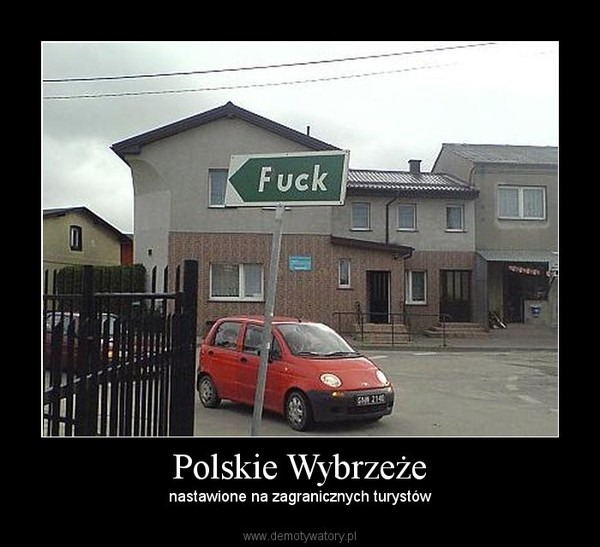 Polskie Wybrzeże – nastawione na zagranicznych turystów