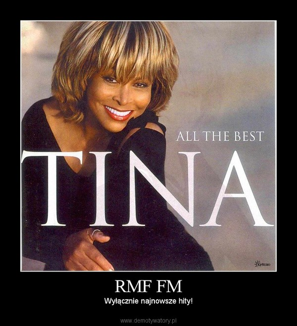 RMF FM – Wyłącznie najnowsze hity!