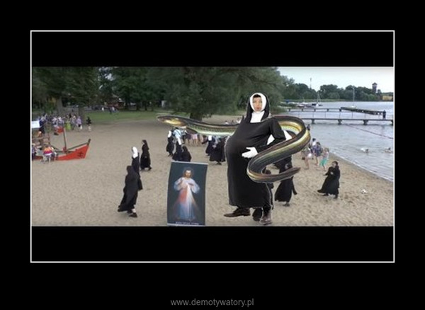 Węgorz w wykonaniu zakonnic –