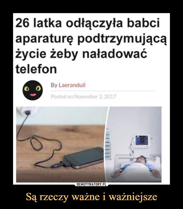 Są rzeczy ważne i ważniejsze –  26 latka odłączyła babciaparaturę podtrzymującążycie żeby naładowaćtelefonBy LaeranduilPosted on November 2, 2017