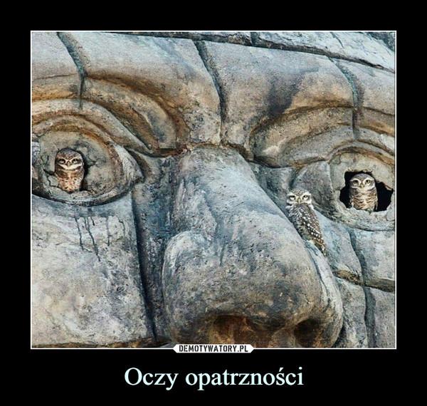 Oczy opatrzności –
