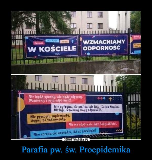 Parafia pw. św. Proepidemika –