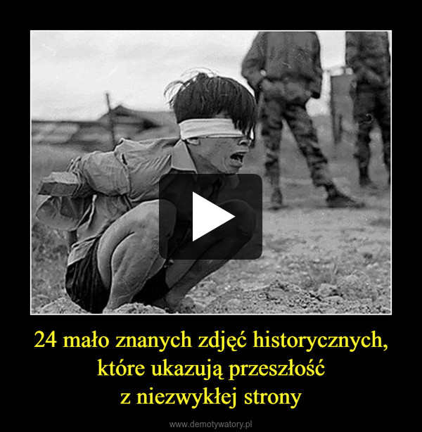 24 mało znanych zdjęć historycznych,które ukazują przeszłośćz niezwykłej strony –