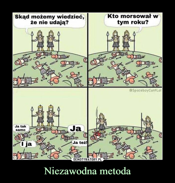 Niezawodna metoda –