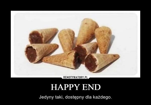 HAPPY END – Jedyny taki, dostępny dla każdego.