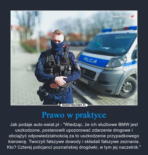 Prawo w praktyce