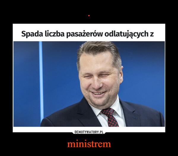 ministrem –