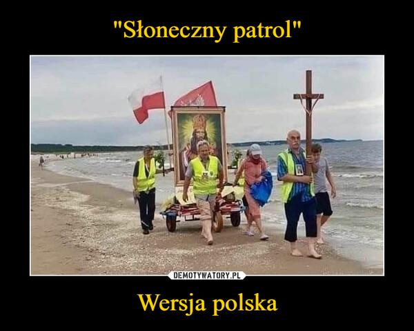 Wersja polska –
